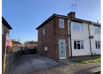 3 bed semi-detached house for sale in Riverview, Barrow Upon Soar LE12
