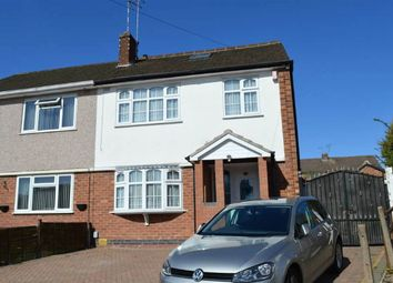 Thumbnail 4 bedroom semi-detached house for sale in Malmesbury Road, Holbrooks, Coventry