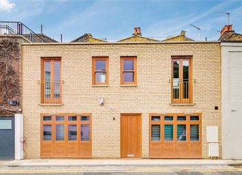 Thumbnail 2 bed mews house for sale in Pottery Lane, London