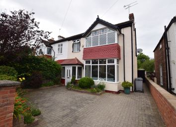 Thumbnail 4 bed semi-detached house for sale in Rycroft Road, Meols