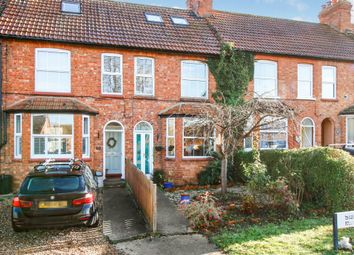 3 bed terraced house for sale in Marsh Drive, Great Linford, Milton Keynes MK14