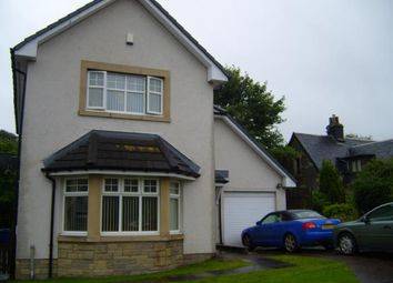 Thumbnail 4 bed detached house to rent in Barwood Drive, Erskine