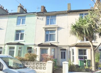 Thumbnail 3 bed terraced house for sale in Coolinge Road, Folkestone