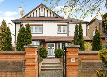 Thumbnail 6 bed detached house for sale in Waldeck Road, Ealing