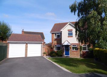 Thumbnail 4 bed detached house for sale in Offham Close, Eastbourne