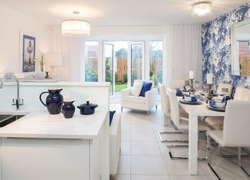 """Thumbnail 4 bed semi-detached house for sale in """"Kingsville"""" at Kentidge Way, Waterlooville"""