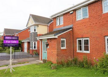 Thumbnail 4 bed semi-detached house for sale in Weavermill Park, Wigan
