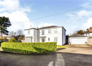 Thumbnail 4 bed detached house for sale in Overleigh Close, Chester, Cheshire