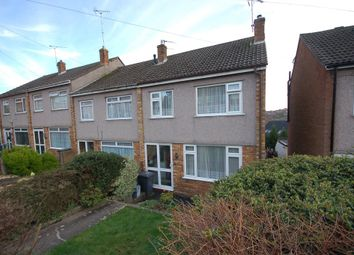 Thumbnail 3 bed end terrace house for sale in Kents Green, Kingswood, Bristol
