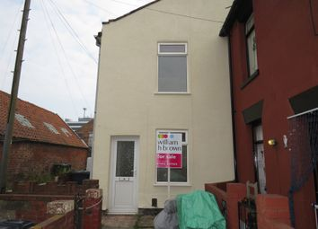 Thumbnail 2 bedroom terraced house for sale in Queens Place, Mill Road, Great Yarmouth