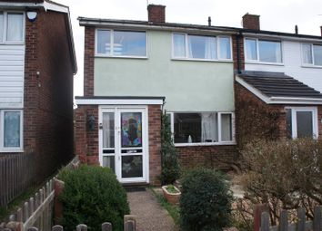 Thumbnail 3 bed property for sale in Lordsmead, Cranfield, Bedford