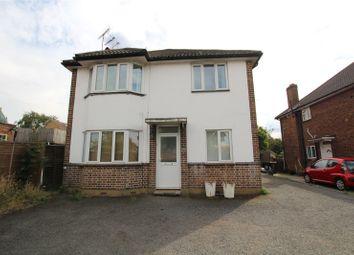 Thumbnail 2 bedroom maisonette for sale in Beech Road, St. Albans, Hertfordshire