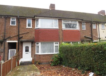Thumbnail 3 bedroom terraced house for sale in Oakley Road, Southampton