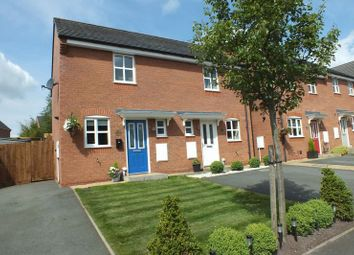 Thumbnail 2 bed semi-detached house for sale in Hatherton Avenue, Sandyford, Stoke-On-Trent