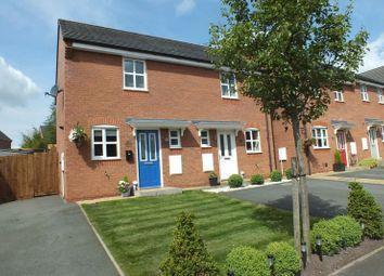 Thumbnail 2 bedroom semi-detached house for sale in Hatherton Avenue, Sandyford, Stoke-On-Trent