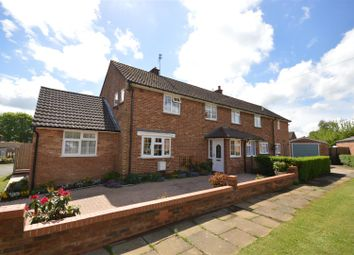 Thumbnail 3 bed semi-detached house for sale in Church Close, Studham, Dunstable