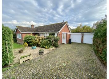 Thumbnail 3 bed detached bungalow for sale in Burrow Lane, Sidmouth