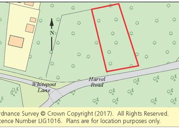 Thumbnail Land for sale in Woodland, Harvel Road, Meopham, Gravesend, Kent