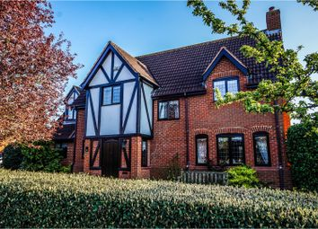 Thumbnail 4 bedroom detached house for sale in Berrystead, Caldecotte