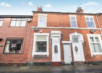 Thumbnail 2 bed terraced house to rent in Jefferson Street, Tunstall, Stoke-On-Trent