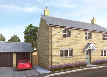 Thumbnail 4 bed detached house for sale in Orchard Place, Churchill Farm, Mosterton, Beaminster