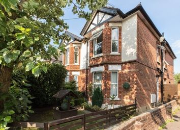 Thumbnail 1 bedroom flat for sale in Edgehill Road, Bournemouth, Dorset