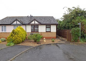 Thumbnail 2 bed semi-detached bungalow for sale in St. Marys Road, Evesham