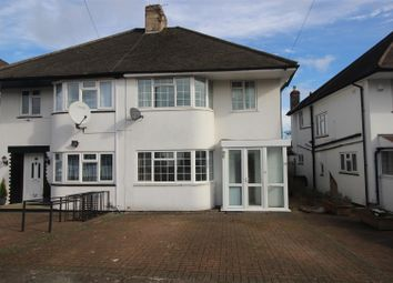 Thumbnail 3 bedroom property to rent in Old Rectory Gardens, Edgware