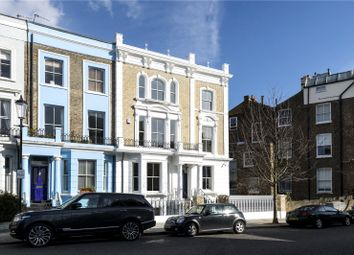Thumbnail 5 bedroom terraced house for sale in St. Lawrence Terrace, London