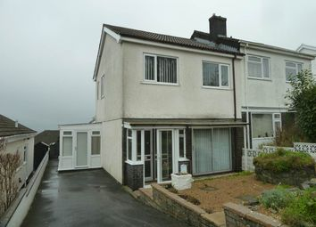 Thumbnail 3 bedroom semi-detached house to rent in Heol Blaengwastod, Llangunnor, Carmarthen
