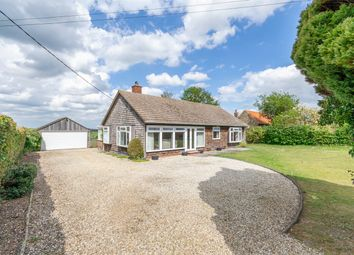 Thumbnail 3 bed detached bungalow for sale in Westgate, Walsingham