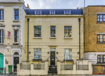 Thumbnail 1 bed flat to rent in Bayham Street, Camden, London