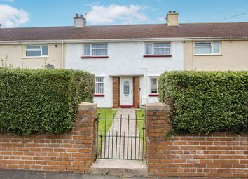 Thumbnail Terraced house for sale in Glyndwr Avenue, St. Athan, Barry