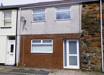 Thumbnail 3 bed property to rent in Tynybedw Street, Treorchy, Rhondda Cynon Taff.
