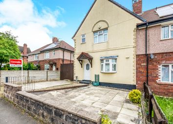 Thumbnail 2 bedroom end terrace house for sale in Laurel Road, Dudley