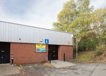 Thumbnail Light industrial to let in Oakbank Trading Estate, Block 1, Unit 6, Glasgow