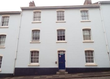 Thumbnail 2 bed flat to rent in How Street, Plymouth