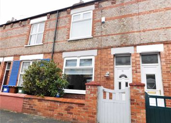 Thumbnail 2 bed terraced house for sale in Heathside Road, Cheadle Heath, Stockport