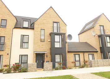 Thumbnail 4 bed town house to rent in Hayton Way, Kingsmead, Milton Keynes