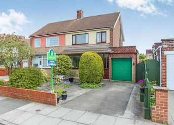 Thumbnail 3 bed semi-detached house for sale in Tunstall Road, Stockton-On-Tees