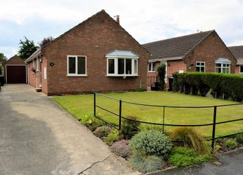 Thumbnail 3 bed detached bungalow for sale in Broadmanor, North Duffield, Selby