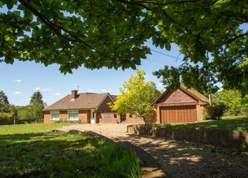 Thumbnail 5 bed detached bungalow for sale in Etchingwood, Buxted, East Sussex