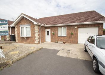Thumbnail 2 bed detached bungalow for sale in Elmwood Road, Hartlepool