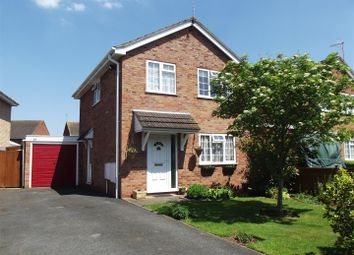 Thumbnail 3 bed detached house for sale in Brantwood Road, Droitwich