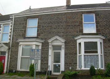 Thumbnail 4 bedroom flat to rent in Norfolk Street, Mount Pleasant, Swansea.