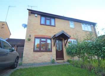 Thumbnail 2 bed semi-detached house to rent in Steele Avenue, Greenhithe
