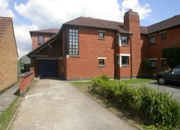 Thumbnail 5 bed link-detached house to rent in Old Farm Park, Milton Keynes