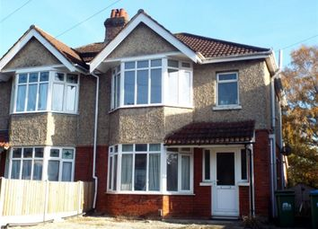 Thumbnail 6 bed property to rent in Upper Shaftesbury Avenue, Southampton