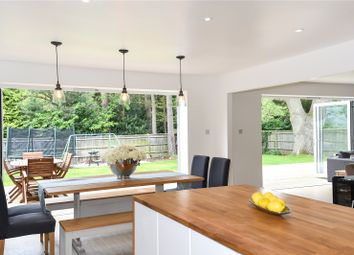 Thumbnail 5 bed detached house to rent in Kiln Ride, Finchampstead, Wokingham, Berkshire