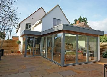 Thumbnail 4 bed detached house for sale in Church Lane, Pilley, Lymington, Hampshire